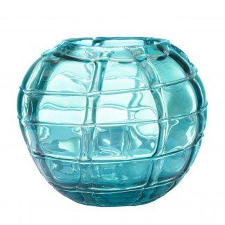 HJ360-18-H30 klaasvaas (sinine) H17D19