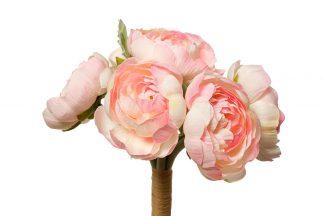 9F27870PF-4069 Kimp roosasid tulikaid 30 cm