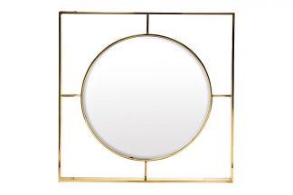 19-OA-5892 Peegel kuldne 80*80 cm