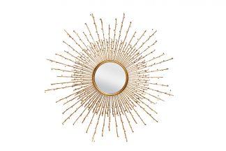 19-OA-5890 Dekoratiivne peegel d101cm