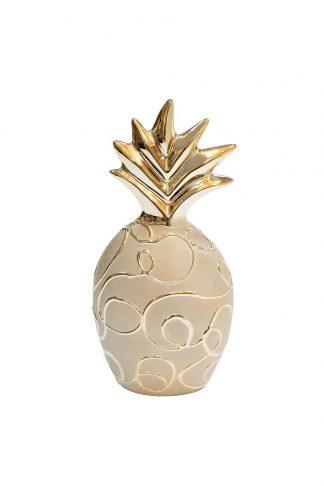 """18H2704M-13 Statuett """"Pineapple"""" ..."""