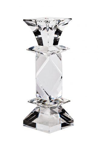 X1320920 Kristallküünlajalg 7*7*19,5 cm