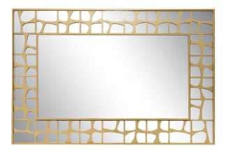 50SX-19007/1 Dekoratiivne peegel 110*74*2cm