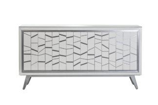 ART-2702-S Kummut valge uksega 173*41*85 cm