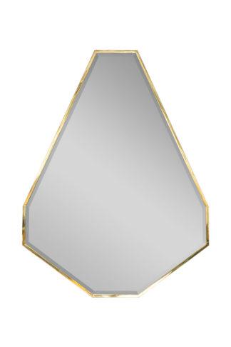 KFG088 Peegel metallraamis (kuld) 120*160 cm
