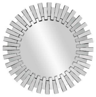 """LHVM33 Ümmargune peegel raamis """"Dorian&..."""