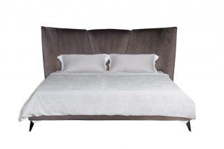 Siena voodi veluur beež 160*200 cm